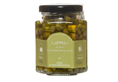 Caper in extra-virgin olive oil 100g