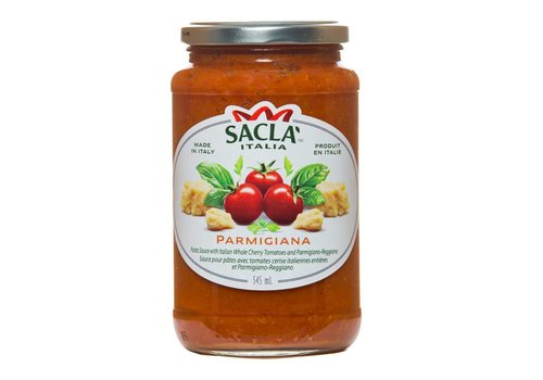 Sauce  Sacla PARMIGIANA au Parmigiano-Reggiano 560g