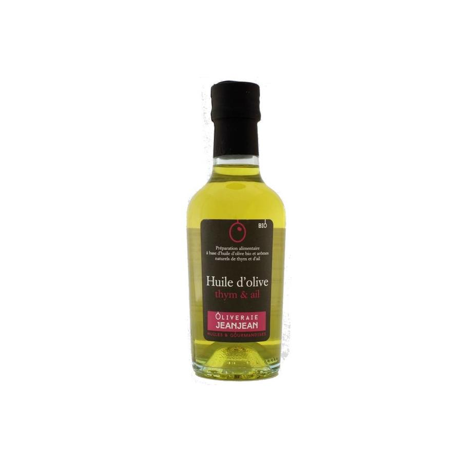 Basil Flavored olive oil 250 ml