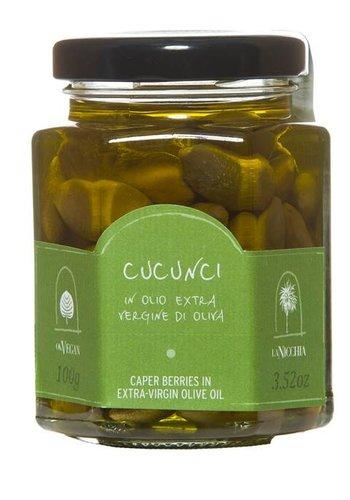 Caprons  à l'huile d'olive La Nicchia - 100g
