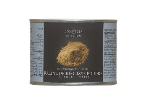Liquorice root powder, Calabria, Italy 50g