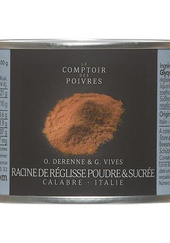 Sweet licorice root powder, Italy 50g