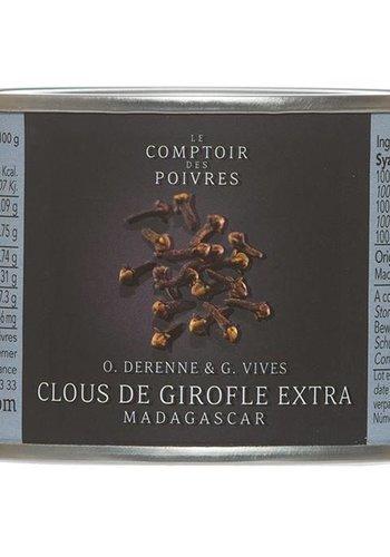 Le Comptoir des Poivres  Extra Clove Madagascar 60g
