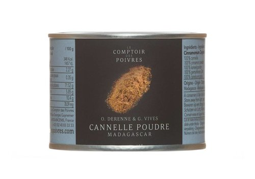 Cinnamon powder, Madagascar 60g