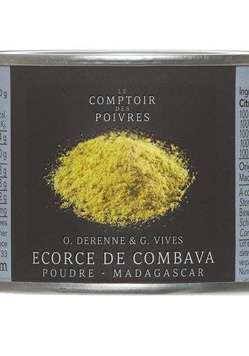 Le Comptoir des Poivres Japanese Combava Bark Powder 60g