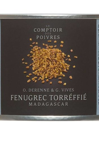 Roasted fenugreek, Madagascar 50g
