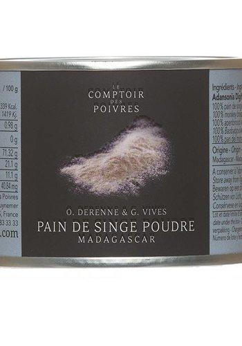 Pain de singe en poudre Madacascar Le Comptoir des Poivres 50g