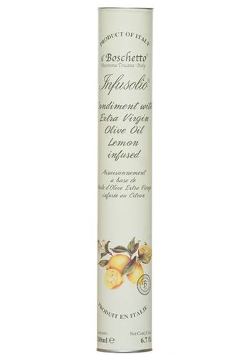 Il Boschetto Infused Lemon Olive Oil - 200ml