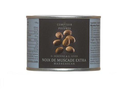 Extra nutmeg, Madagascar 70g