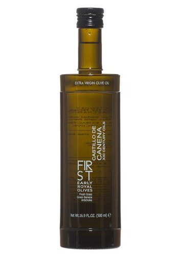Royal Early Harvest Castillo Olive Oil 500 ml