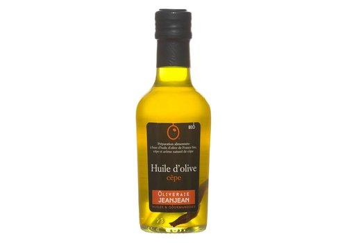 Huile d'olive aromatisée au cèpe  250 ml