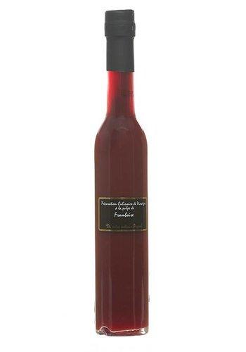 Popol Raspberry Pulp Vinegar Culinary Preparation - 250 ml