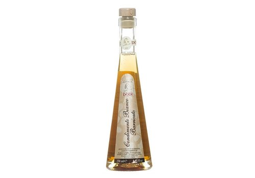Vinaigre balsamique Dodi Blanc 250ml