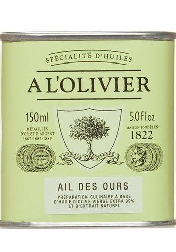 À l'Olivier Wild Garlic Olive Oil - 150 ml