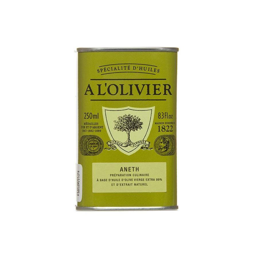 Huile d'olive à L'aneth 250 ml