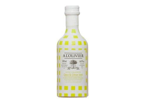 Vinaigrette coco & citron vert 250 ml