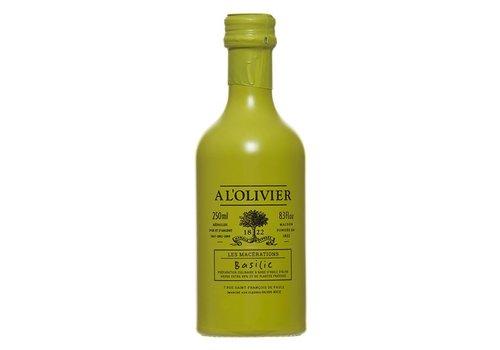 Huile d'olive Basilic 250 ml
