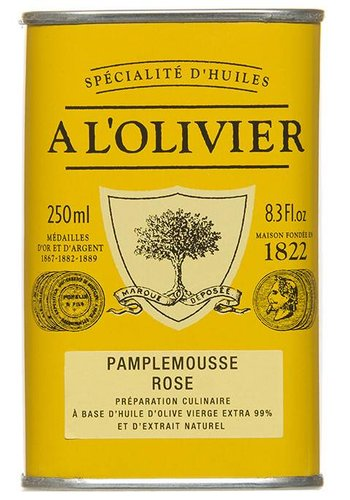 À l'Olivier Pink Grapefruit Extra-Virgin Olive Oil - 250ml