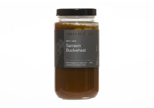 Miel Brut fleurs sarrasin 340 g