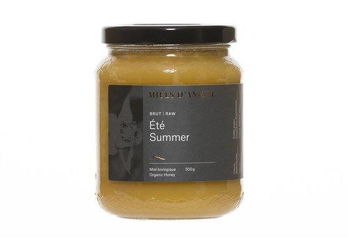 Bio summer raw honey 500 g