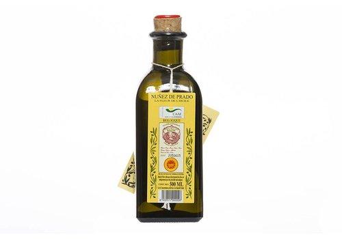 Huile d'olive NUNEZ ex-vierge 500ML