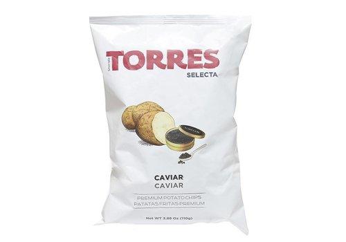 POTATOE CHIPS TORRES Caviar 150G