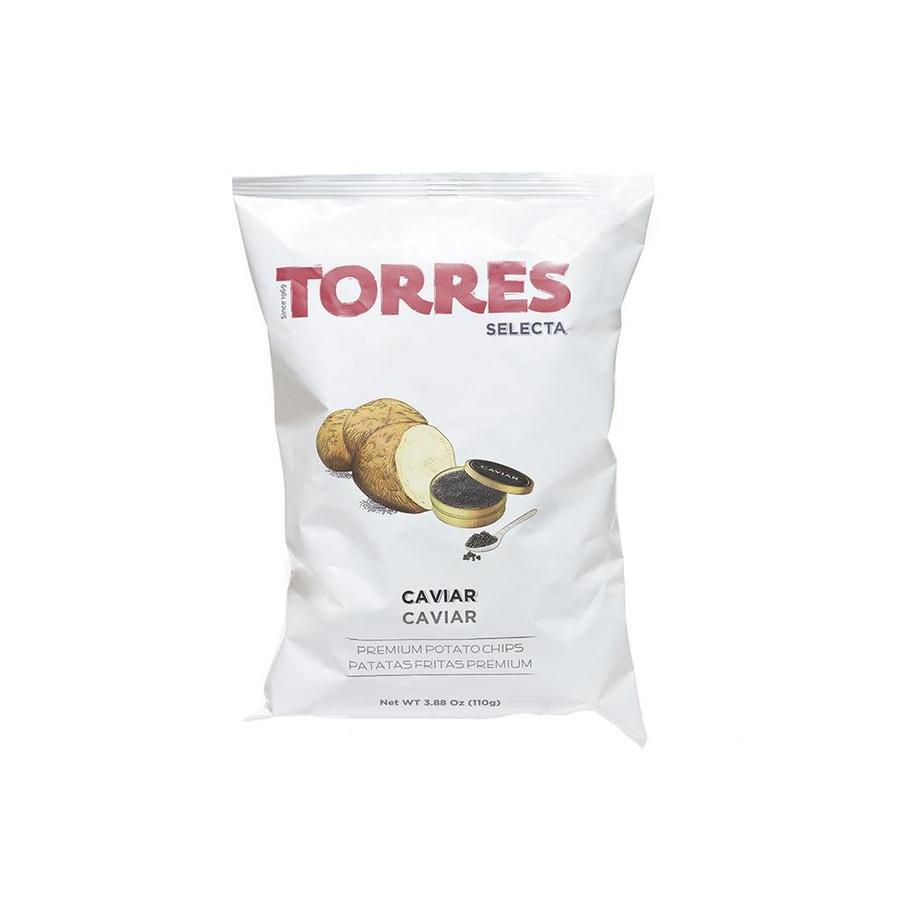 CROUSTILLES TORRES Caviar 150G