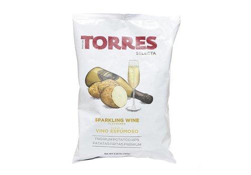 POTATO CHIPS TORRES sparkling wine 150G