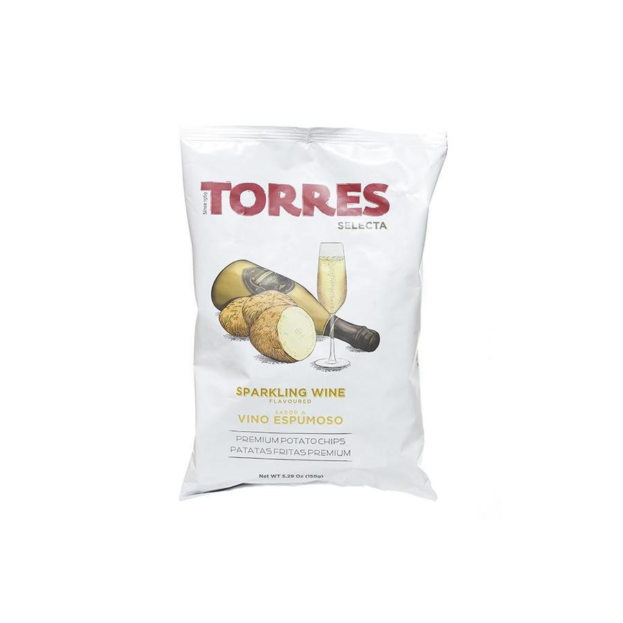 POTATO CHIPS TORRES sparkling wine 150G