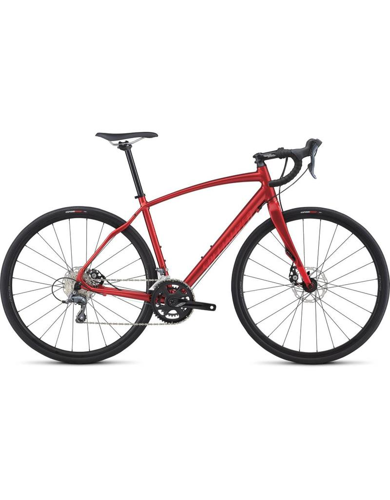 Specialized Diverge A1 2017 Candy Red 54