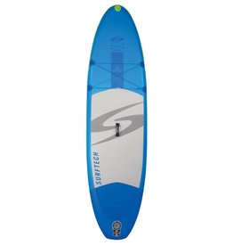 Surftech 10'0'' Air Travel Skiff 2018 Blue