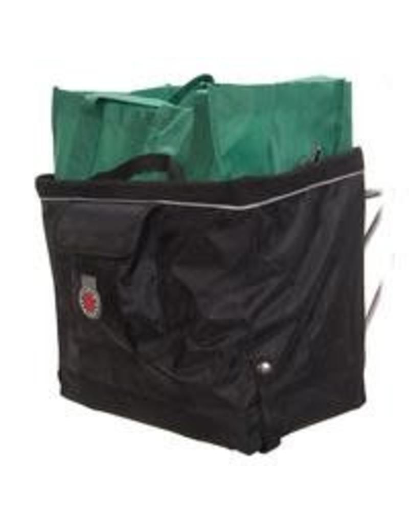 Banjo Brothers GROCERY PANNIER: BLACK