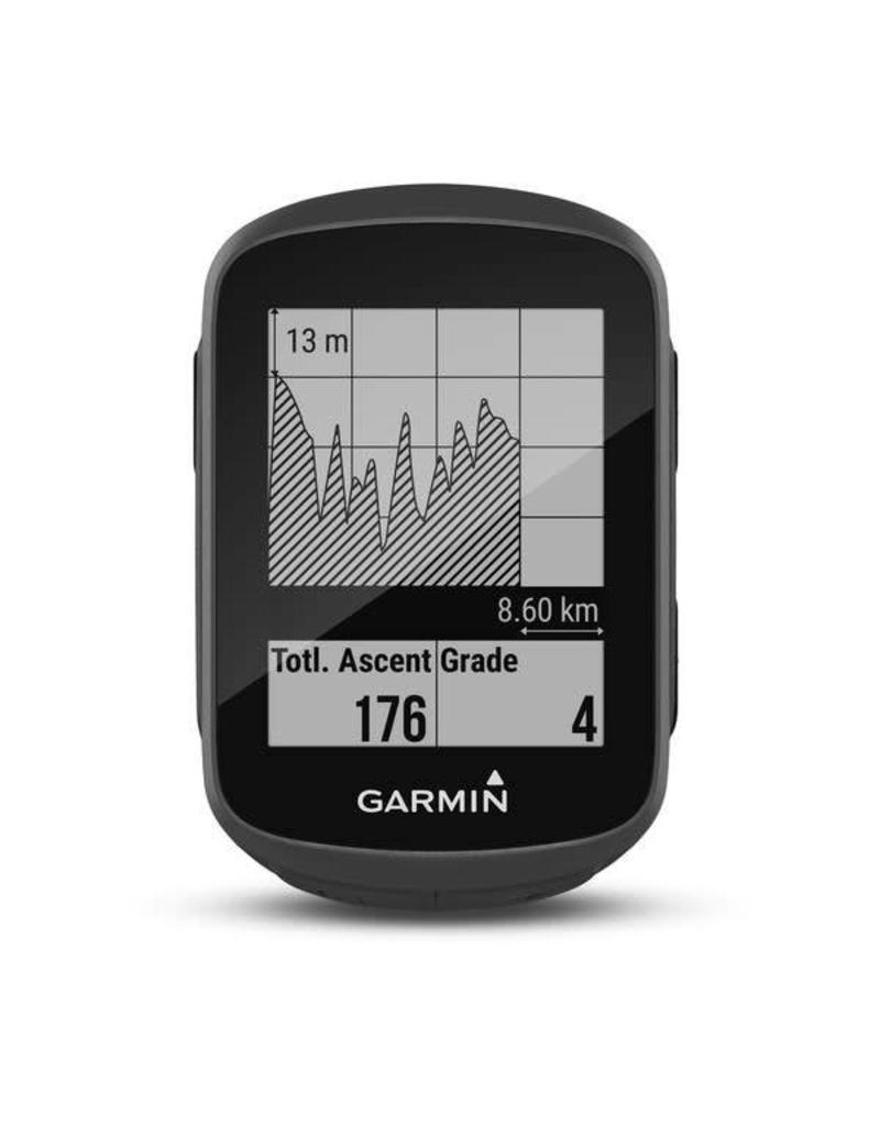 Garmin Edge 130 GPS Cycling Computer: Black