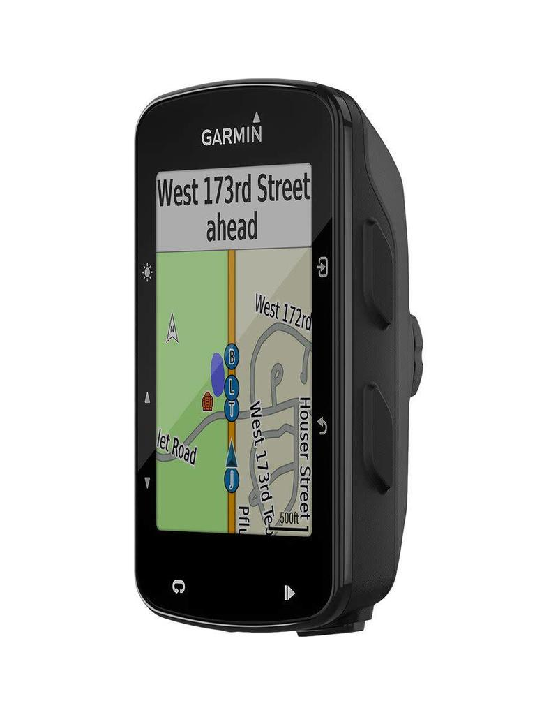 Garmin Edge 520 Plus GPS Cycling Computer Speed/Cadence Bundle: Black