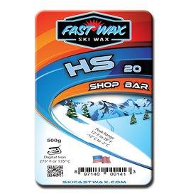 Fast Wax PARAFFIN SKI WAX [Size: 500G ]