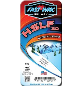 Fast Wax HSLF-30 RED