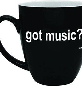 Bistro Mug - Got Music?