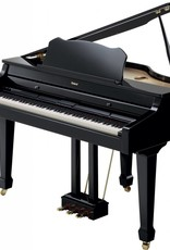 Roland Roland RG-3 Digital Mini-Grand Piano (Polished Ebony) (pre-owned)