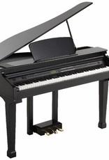 Samick Samick SG-110 Digital Grand Piano (High Polished Ebony)