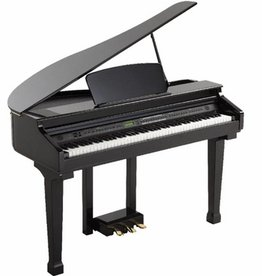Samick Samick SG-110 Digital Grand Piano (High Polished Ebony)
