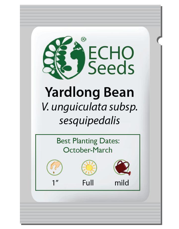 Bean, Yard Long