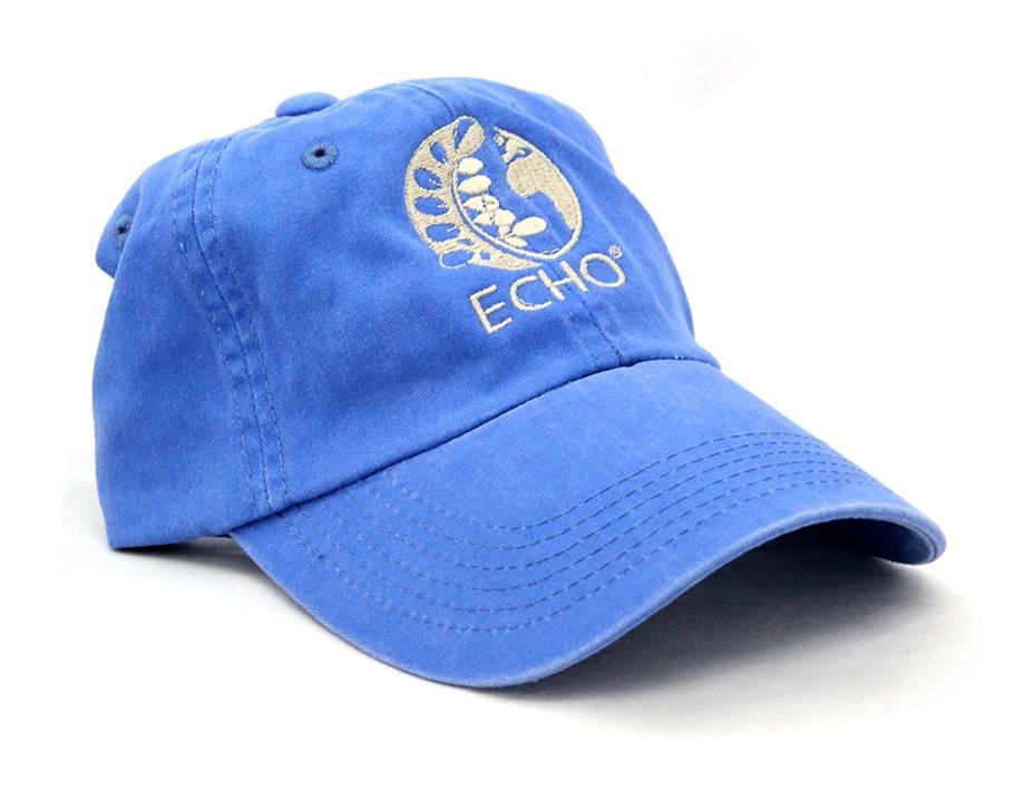 ECHO Baseball Cap - Faded Blue