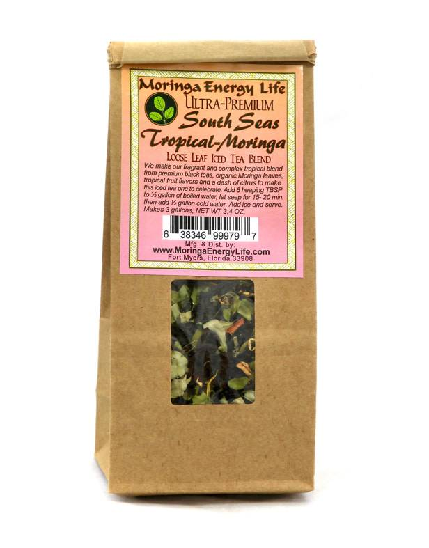 Moringa South Seas Tropical Blend Loose Leaf