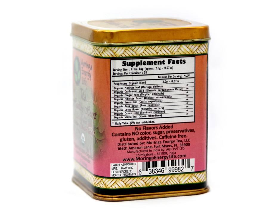 Moringa Energy Healthy Heart Tea
