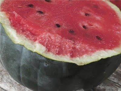 Baker Creek Seeds Watermelon, Sugar Baby Bush