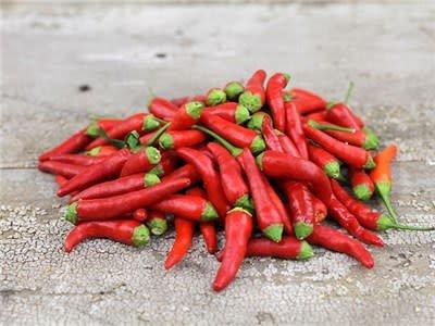 Baker Creek Seeds Chili Pepper, Thai Red