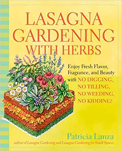 Lasagna Gardening With Herbs
