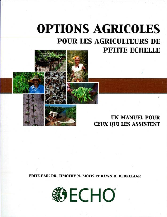 Options Agricoles - Agricultural Options - French