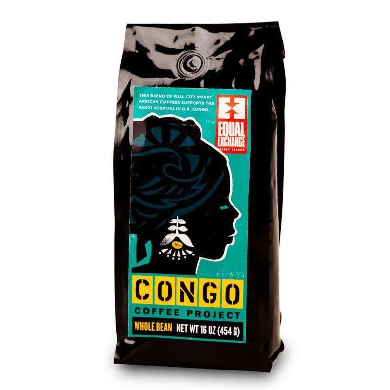 Equal Exchange Coffee - Congo Project