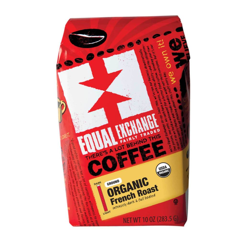 Equal Exchange Coffee - French Roast Ground